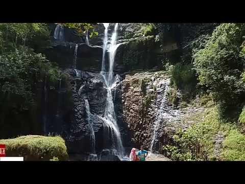 Pesona Air Terjun Jurug Gringsing   Wisata Baru Perbatasan Ponorogo Pacitan