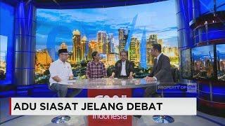 Video Seru! Debat Jubir Cagub (AHY, Ahok, Anies) Jelang Debat Kedua Pilkada Jakarta download MP3, 3GP, MP4, WEBM, AVI, FLV Januari 2018