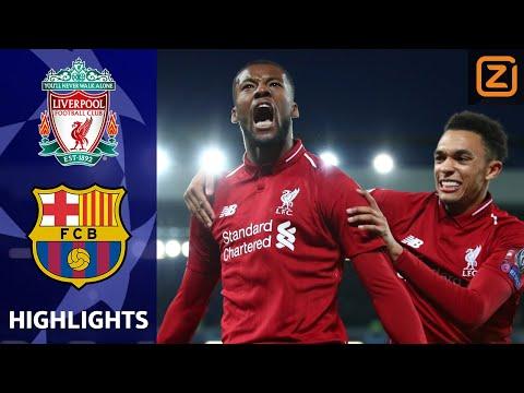 ONTKETENDE WIJNALDUM SLOOPT BARCA 💥  Liverpool vs Barca   Champions League 2018/19   Samenvatting