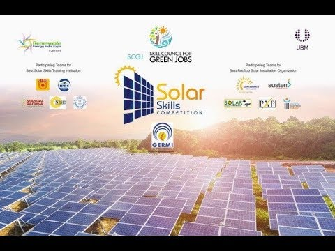 PXP Completed the 1 KW Solar Project Installation in 15 Minutes at Renewable Energy Expo 2017.