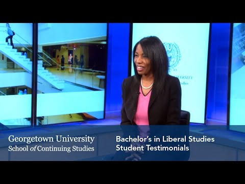 Student Testimonials for the Bachelor of Arts in Liberal Studies