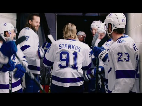 Lightning, Stars Mic'd Up for Game 3 of Stanley Cup Final