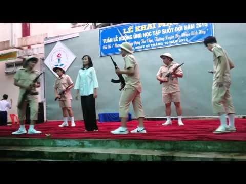 Sân Khấu Hóa Võ Thị Sáu THPT Lưu Tấn Phát