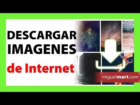 DESCARGAR IMAGENES de internet  Español 2018