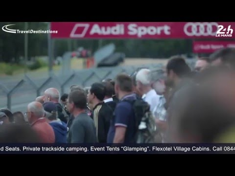 Le Mans 24 Hours with Travel Destinations