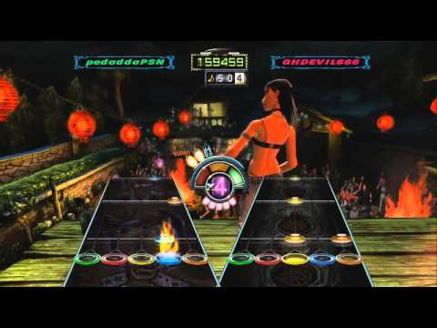 GH3: Black Magic Woman Santana Expert Coop 100 % FC Xbox