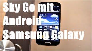 Sky Go mit Android Handy - Bundesliga Top Spiel