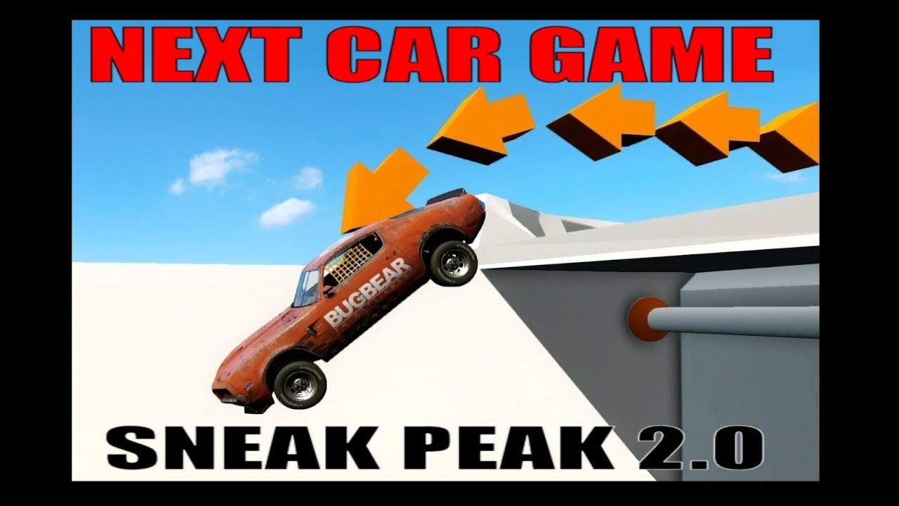Sneak Peek   Next Car Game