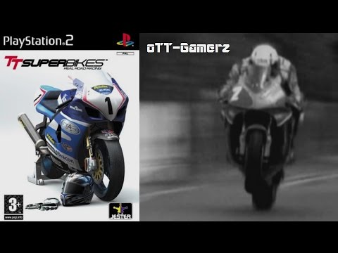 Isle Of Man TT On The PS2! TT Superbikes