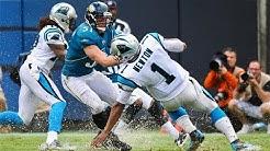 Jaguars vs Panthers 2011 Highlights - Tsunami Game