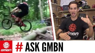 Bunnyhopping XC Bikes + Prevent Punctures | Ask GMBN Anything About Mountain Biking