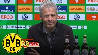 Reus und der Last-Second-Elfer | PK mit Lucien Favre | BVB - Union Berlin 3:2 n.V.