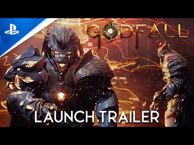Godfall - Launch Trailer | PS5