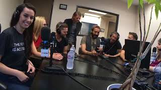 The Expanse cast discuss the fan campaign to save the show at LA Talk Radio - #SaveTheExpanse