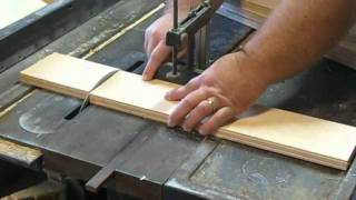 Making A Water Closet Cabinet - Part 1 - Kreg Pocket Hole Jig