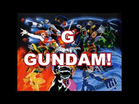 【☆MANA ★】 ~* Flying in the Sky~GGundam~** English Vers. FULL