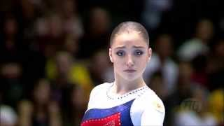 Aliya Mustafina // I Bleed When I Fall Down
