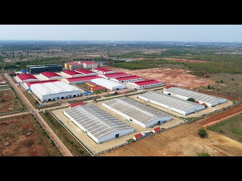 The Introduction of Vientiane Saysettha Development Zone