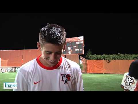 Joe Sullivan Post-Match Interview (Sept. 18, 2015)