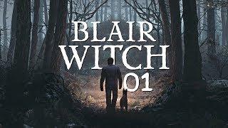 Blair Witch (PL) #1 - Premiera (Gameplay PL / Zagrajmy w)