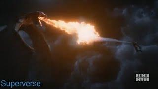 Download Video Supergirl 4x06 Kara fights a Dragon (HD) MP3 3GP MP4