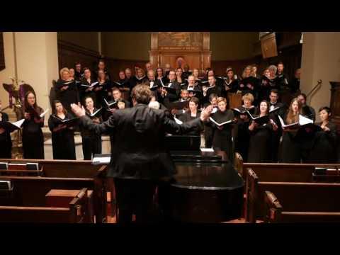 Benedicite Omnia Opera, By Douglas Buchanan