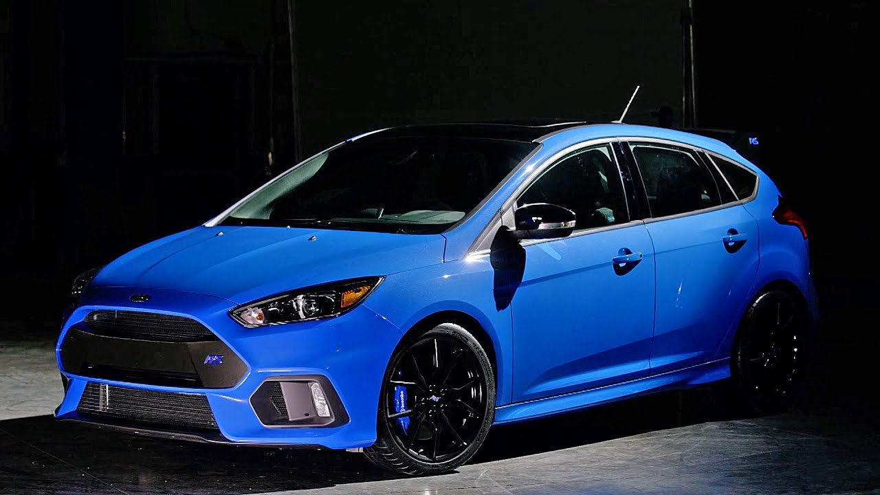 2018 ford focus rs limited edition revealed youcar youtube. Black Bedroom Furniture Sets. Home Design Ideas