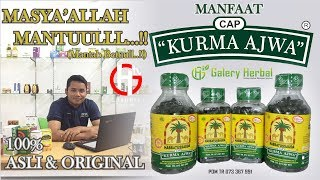 Masya' Allah Mantuull  !! Mantab Betul Manfaat Habbatussauda Cap Kurma Ajwa Asli & Original