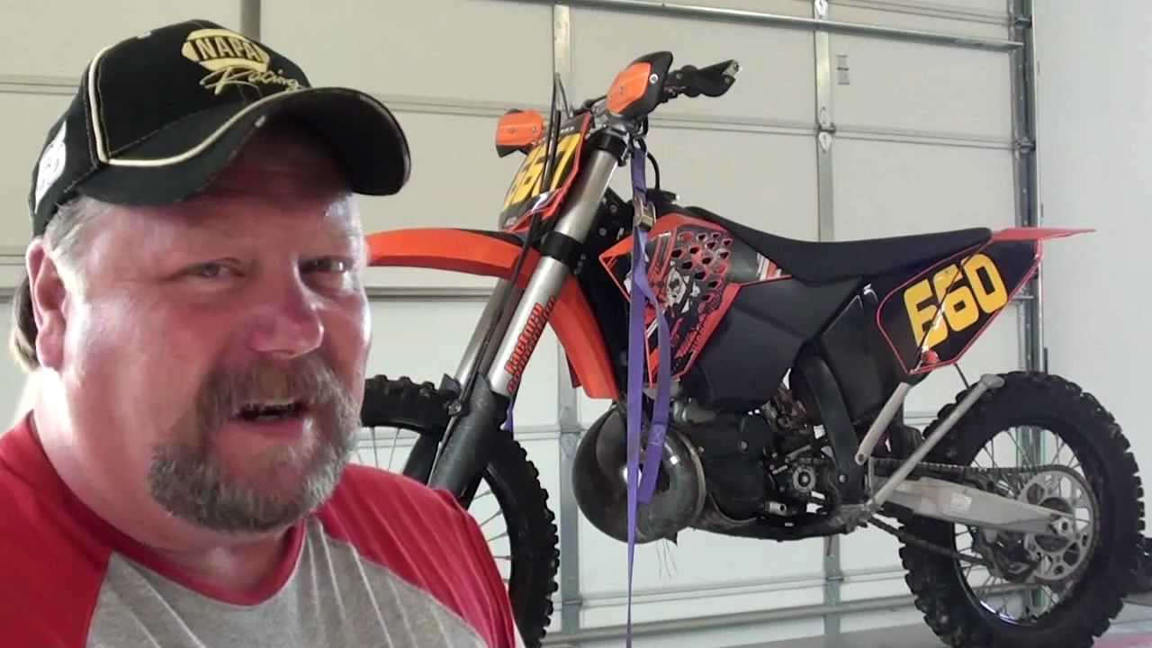 Quick N Dirty Carb Clean At D Rays Shop Youtube Ktm 65 Sx Wiring Diagram