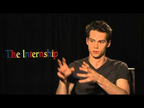 Dylan O'Brien Interview - The Internship