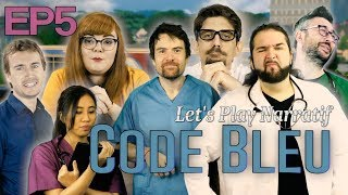 (Let's play Narratif) - CODE BLEU - Episode 5 - Mutuez-les-tous!