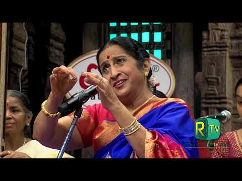 "ARUNA SAIRAM presents ""oruthi maganaai piranthu"" Raghavendra Rao, J.Vaidyanathan,Krishna,Ganapathy"