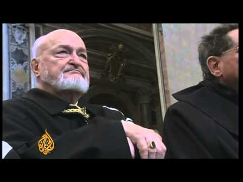 Vatican celebrates Knights of Malta's 900 years