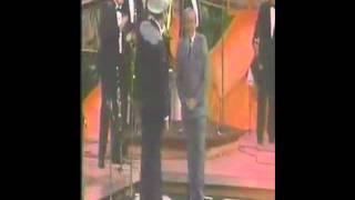 lalo el gallo elizalde y banda el recodo en el programa fin de semana 1987