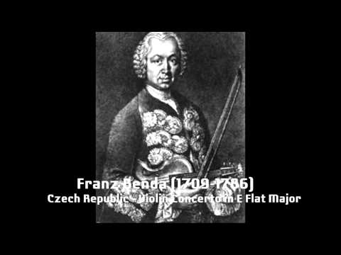The History of Music Pt 11: Transition from Baroque to Classical born 17001710