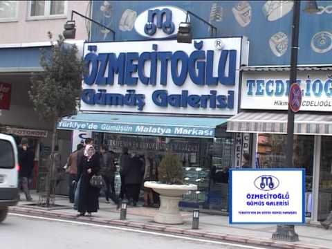 ÖZMECİTOĞLU Gümüş Galerisi 2012 En Son Tv Reklamı Er tv Tv Malatya Güneş Tv Ufuk Tv
