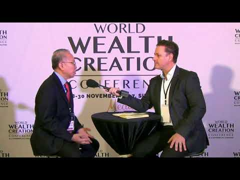 Rising Above Financial Storms - Dr Tan Chong Koay, World Wealth Creation Conference Interviews