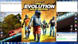 how to install Trials Evolution Gold Edition SKIDROW PC (PROPER) HD!!