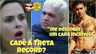 ANA PAULA RENAULT x EVANDRO (TRETA na FAZENDA/Record NÃO mostra) + Biel ÍNCRIVEL?
