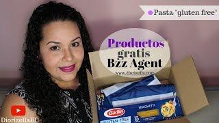 Productos gratis / Barilla pasta sin gluten / Bzz Agent / DiorizellaEC