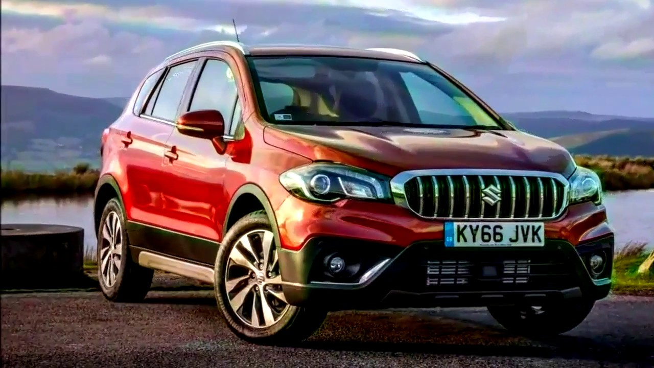 2018 suzuki sx4 s cross exterior and interior youtube. Black Bedroom Furniture Sets. Home Design Ideas