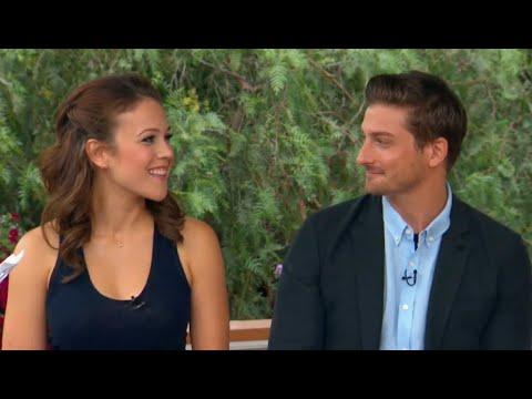 Erin Krakow & Daniel Lissing