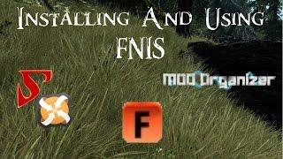 Skyrim - All Mod Managers: Installing & Using FNIS