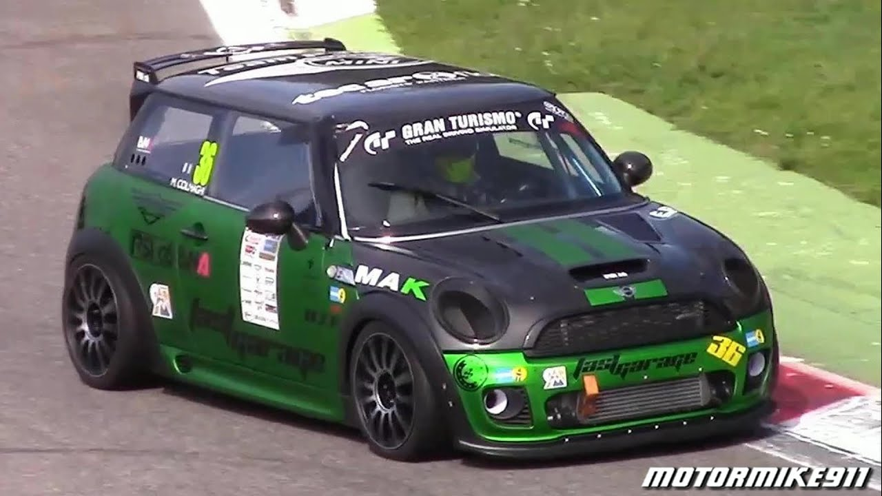 Time attack truck