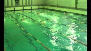 Республиканские соревнования по плаванию среди кадет