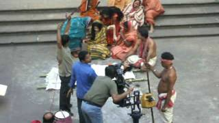 Zee Bangla bengali Serial shooting at Camellia Paul
