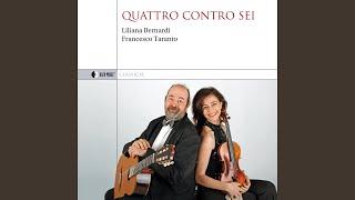 Sonata, Op. 3 per violino e chitarra: IV. Andante largo, Allegretto motteggiando
