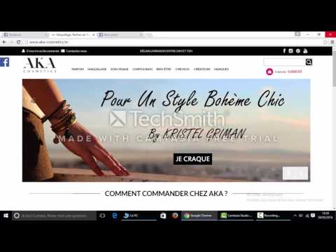 [Revue]site Tunisien Aka-cosmetics.tn(lilyox,wibo,lovely...)