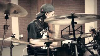 Half Leal - Kamelot DrumCover - Ghost Opera