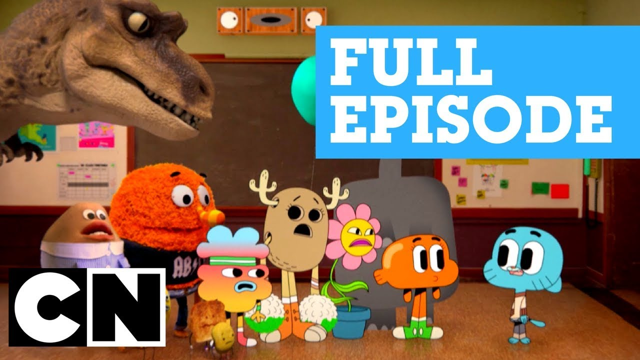 the amazing world of gumball full episode the mystery